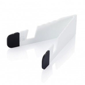 Foldable stand, white