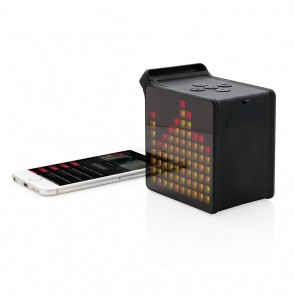 5W Speaker with APP, black