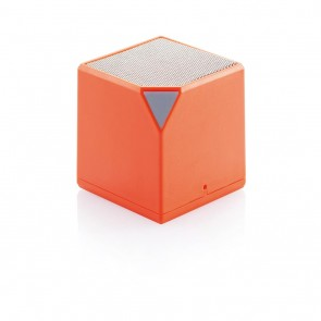 Cube wireless speaker,