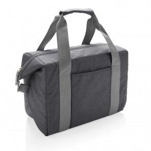 Tote & duffle cooler bag, grey