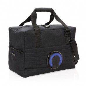 Party speaker cooler bag, black