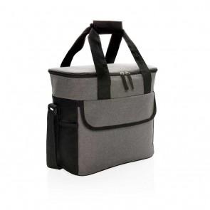 Large basic cooler bag, grey