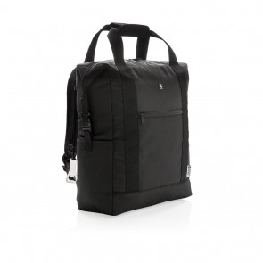 Swiss Peak XXL cooler totepack PVC free, black