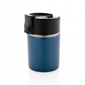Bogota compact vacuum mug with ceramic coating,