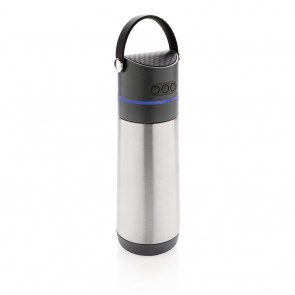 Party 3-in-1 vacuum bottle, grey