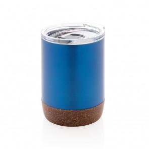 Cork small vacuum coffee mug,