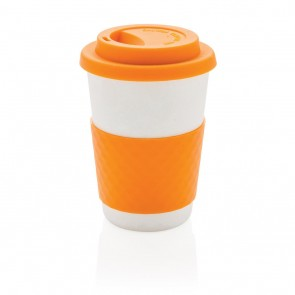 ECO Bamboo fiber coffee cup,