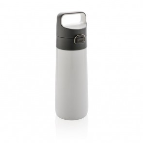 Hydrate leak proof lockable vacuum bottle,