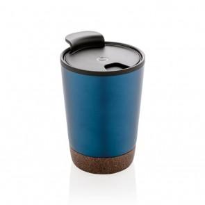 Cork coffee tumbler,