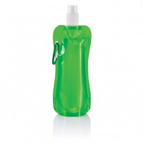 Foldable water bottle,