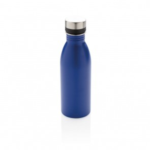 Deluxe stainless steel water bottle,