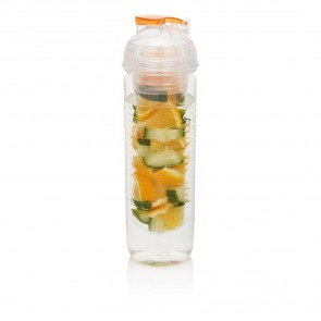 Water bottle with infuser,