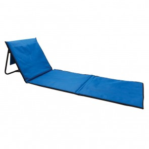 Foldable beach lounge chair,