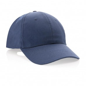 Impact 6 panel 190gr Rcotton cap with AWARE™ tracer,
