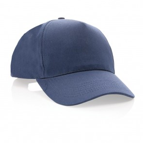 Impact 5 panel 190gr Rcotton cap with AWARE™ tracer,