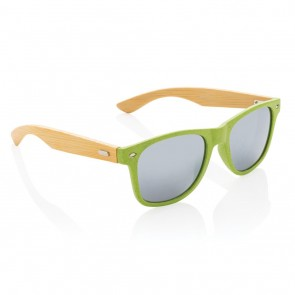 Wheat straw and bamboo sunglasses,