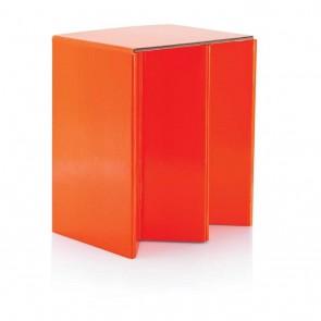 Foldable chair orange