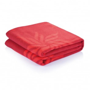 Fleece blanket in giftbox