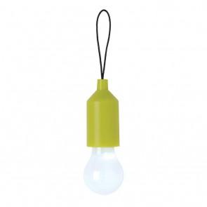 Pull lamp keychain,