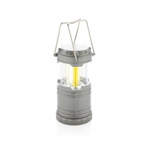 Outdoor COB light, grey