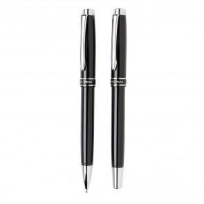 Swiss Peak Heritage pen set, black
