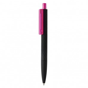 X3 pen, black smooth touch,