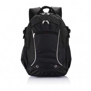 Denver laptop backpack PVC free, black