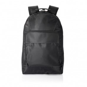 Quick scan laptop backpack