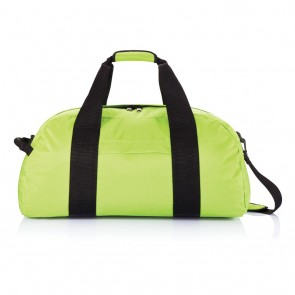 Ultimate weekend bag green