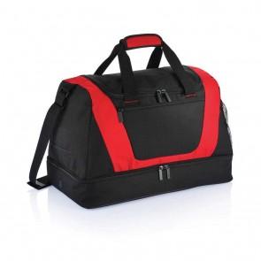 Durban sports bag red