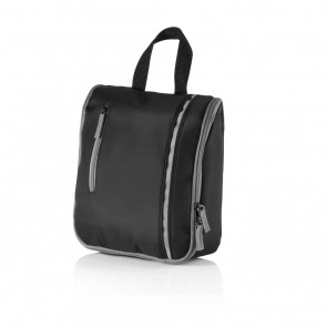 The City toiletry bag, black