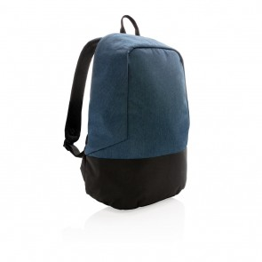 Standard RFID anti theft backpack PVC free,