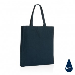 Impact AWARE™ Recycled cotton tote w/bottom 145gr,