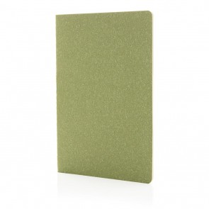 A5 standard softcover slim notebook,