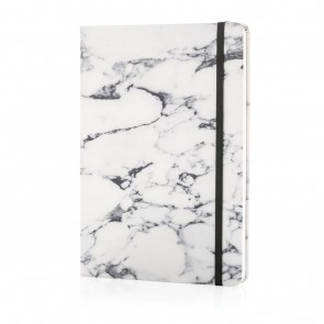 Deluxe marble A5 notebook,