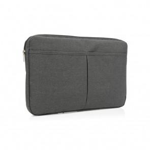 "Laptop sleeve 15"" PVC free, dark"