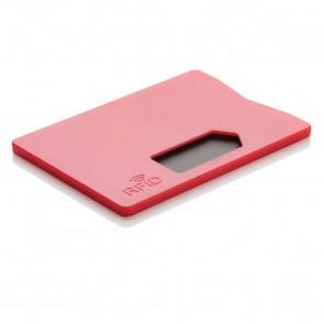 RFID anti-skimming cardholder,