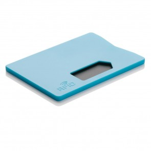 RFID anti-skimming cardholder,
