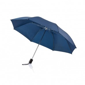 "Deluxe 20"" foldable umbrella,"