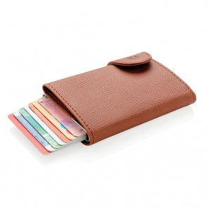 C-Secure RFID card holder & wallet,