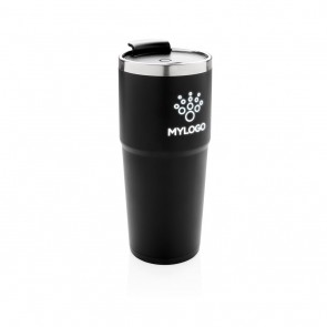 Engraved sample Light up logo tumbler