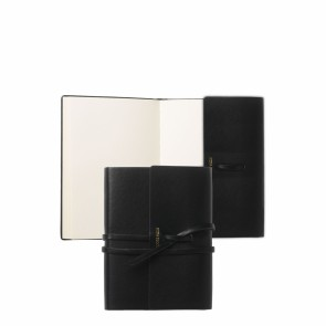 Note pad A6 Pensée Black