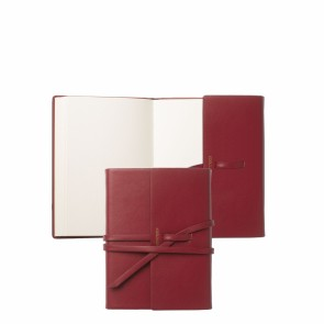 Note pad A6 Pensée Red