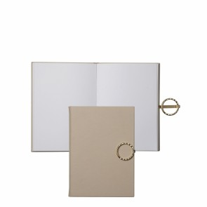 Note pad A6 Boucle Nude
