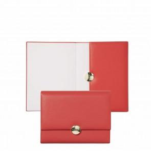 Note pad A6 Médaillon Coquelicot