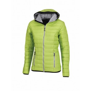 WARSAW women jacket dark lime