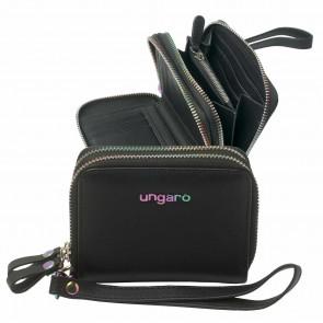 Zip purse Neon