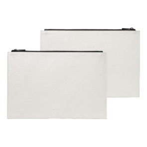 Clutch bag Cosmo White