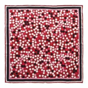 Silk scarf Confetti