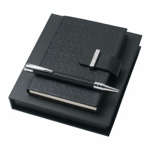 Set Uuuu (ballpoint pen & note pad A6)